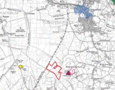 Carditch Drove, 7.1mW solar development, Somerset