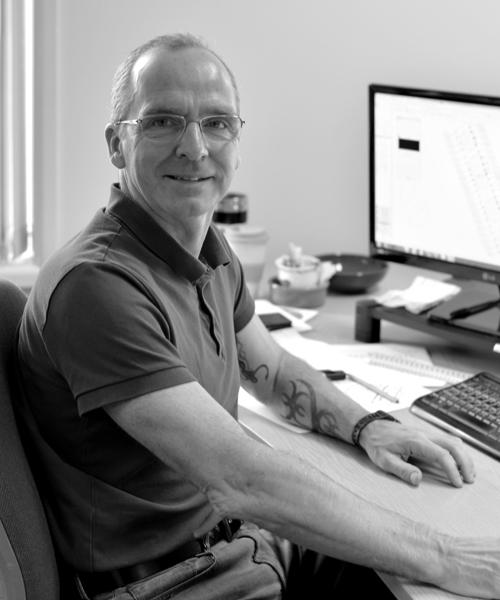 Paul Shephard Senior Graphics Consultant Amalgam Landscape